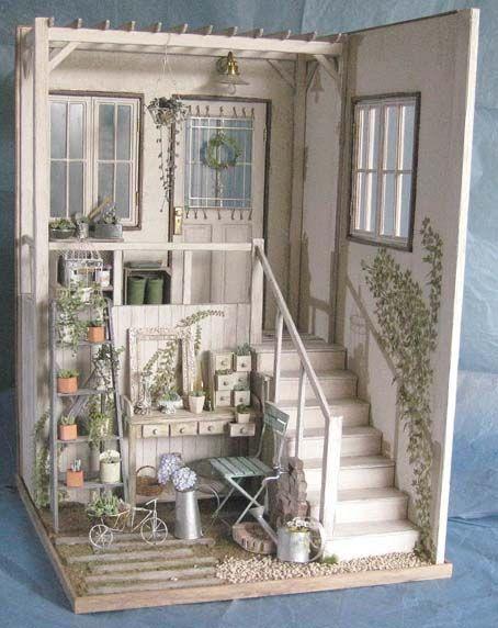 ☆ #miniaturerooms ☆ #miniaturerooms
