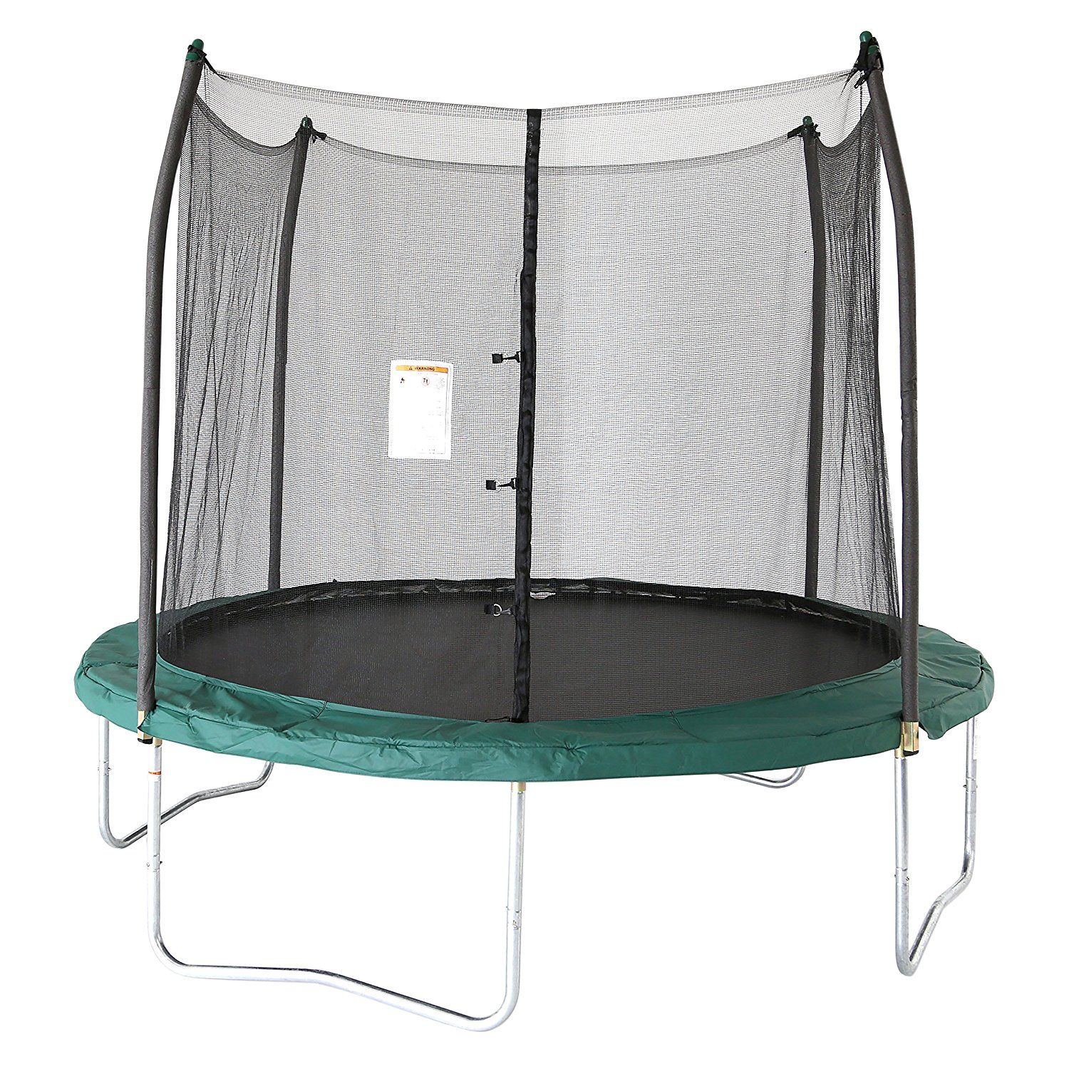 Skywalker Trampolines 10 Ft Round Trampoline And Enclosure Only 145 Trampoline Enclosure Rectangle Trampoline Best Trampoline