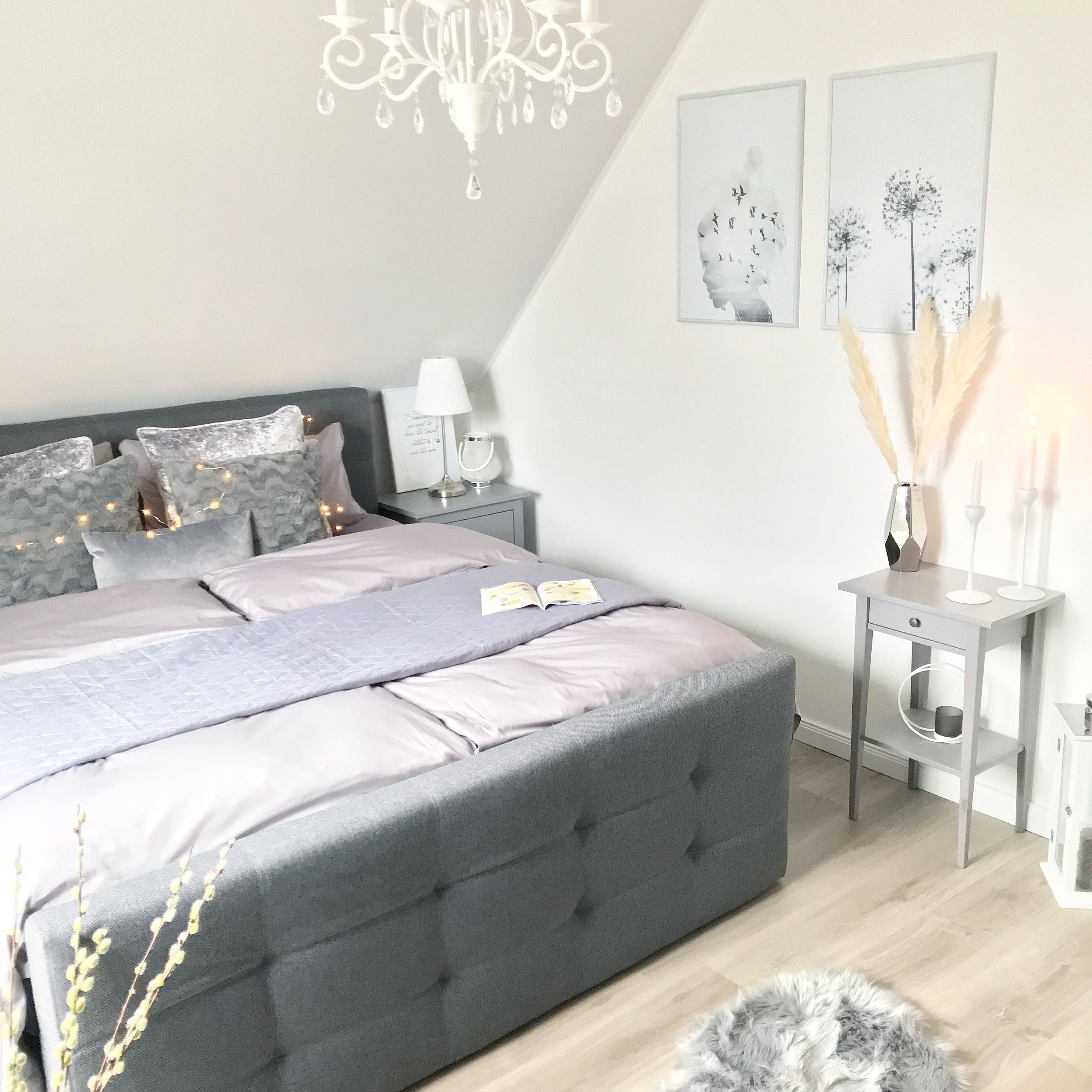 Instagram Wohn Emotion Nordichome Whiteliving Bedroom