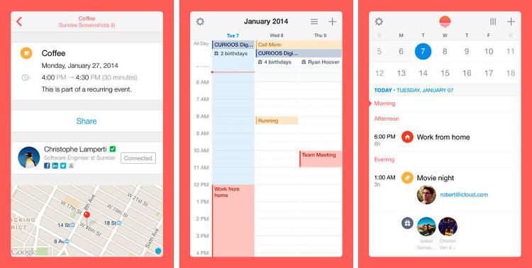 The 5 Best Calendar Apps For 2014 Business innovation and Template - copy best periodic table app iphone