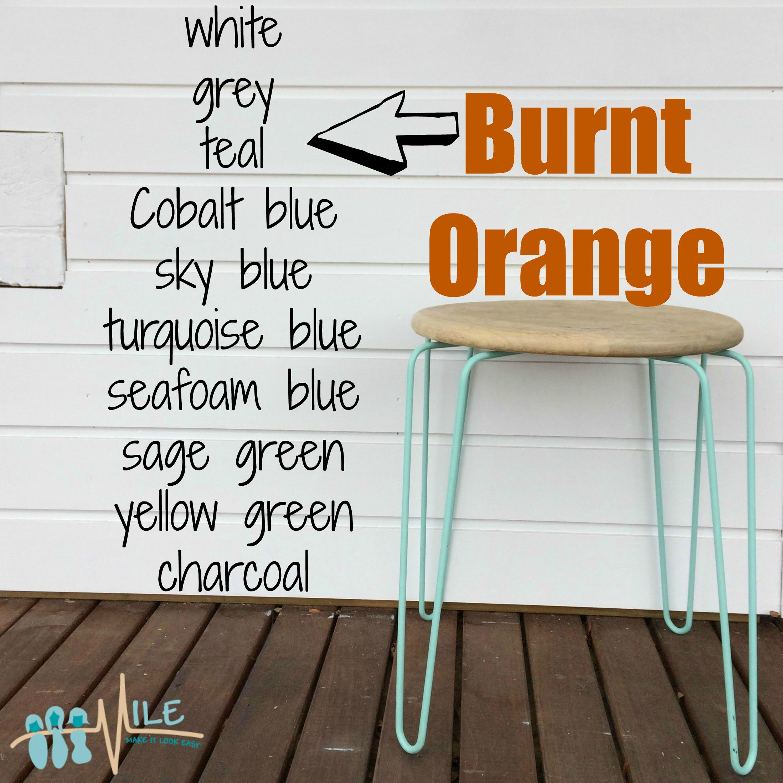 burnt orange goes with pinteres. Black Bedroom Furniture Sets. Home Design Ideas