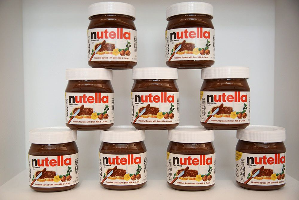 Eataly - Flatiron District, Manhattan - for New York's one and only Nutella bar.