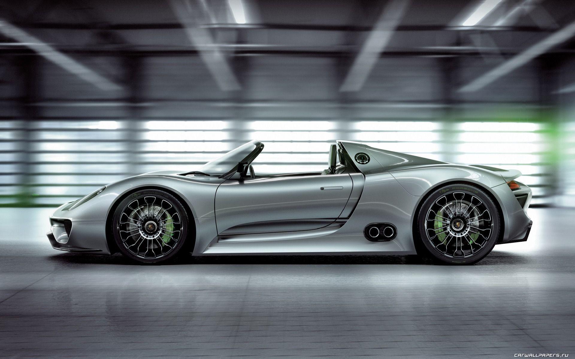 Porsche Turbo S Spyder x All For Desktop