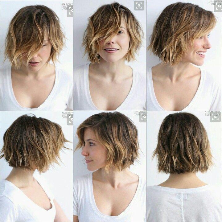 The Best Bob Ever Sophia Bush Ahn Co Tran 4 Short Hair Styles Hair Styles Curly Hair Styles Naturally