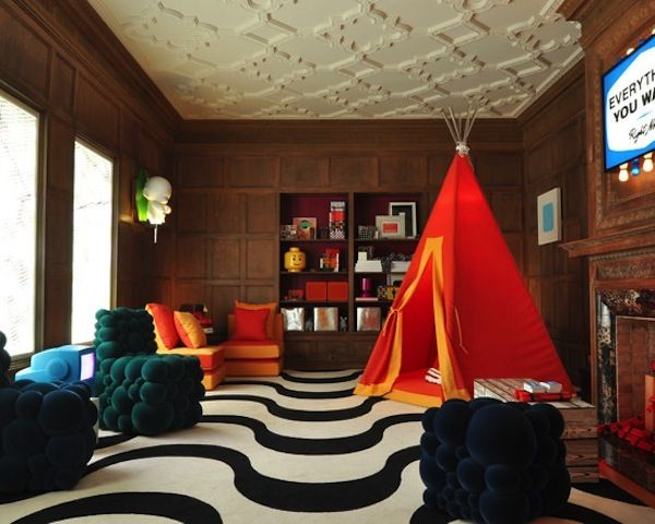 Indoor Tent & Indoor Tent | Indoor tents Colorful living rooms and Tents