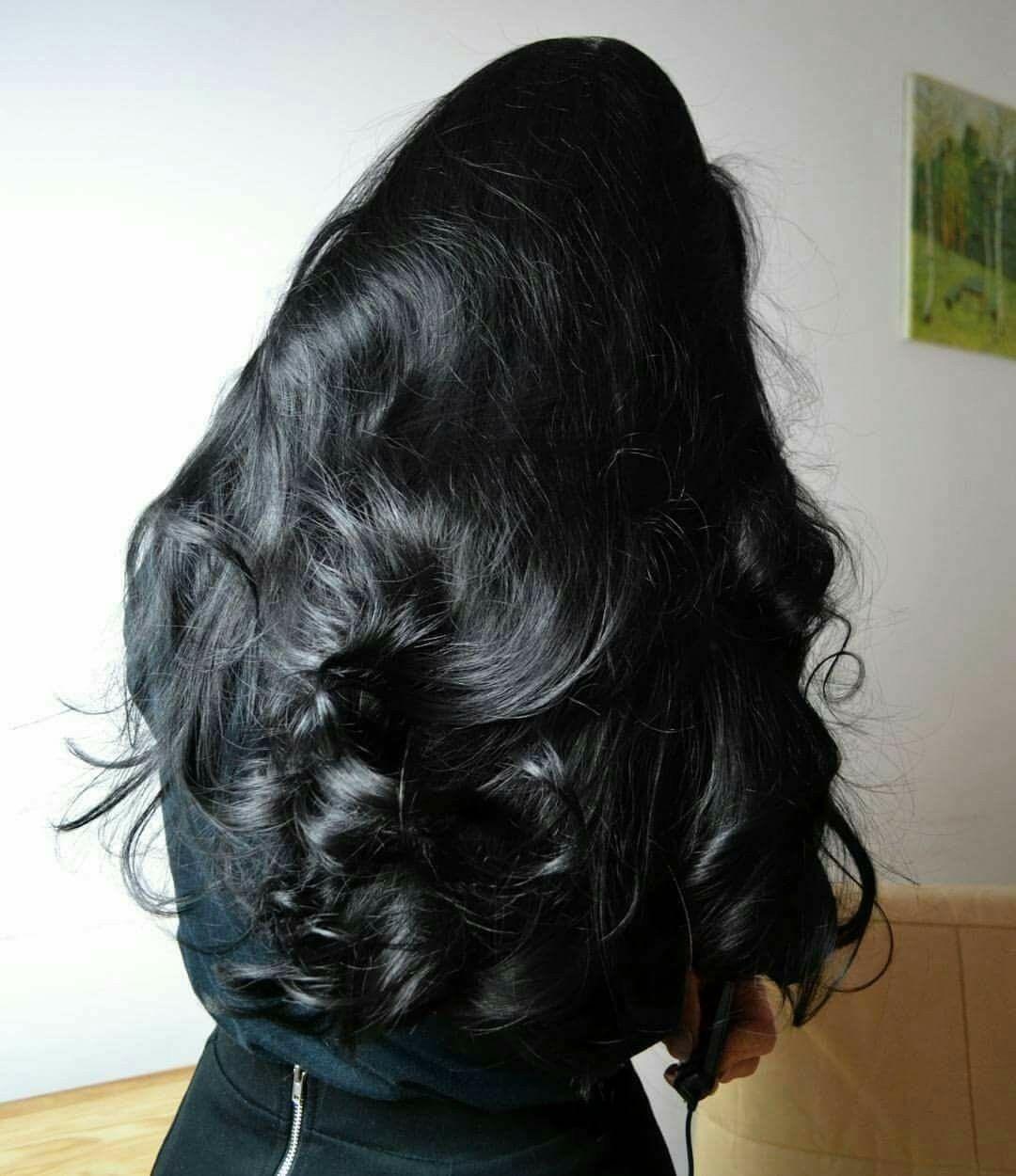 loose curls long hair | curls in 2019 | Hair, Long hair ...
