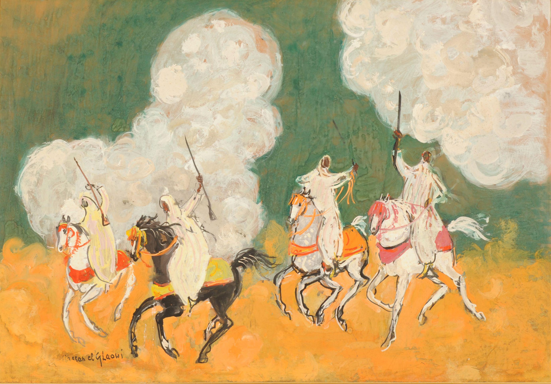 El Glaoui horses