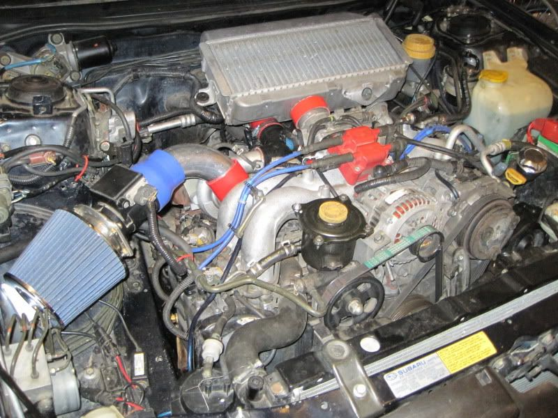 DIY: Turbo the EJ25D - Subaru Impreza GC8 & RS Forum