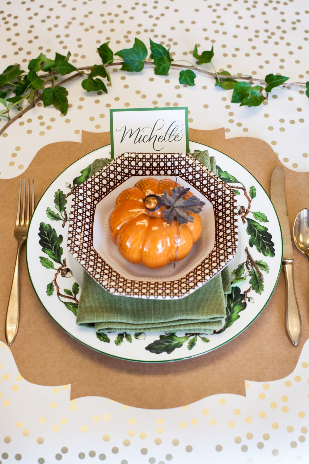 Pin On Fall Tables