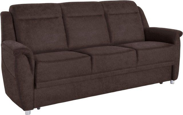 Sit More 3 Sitzer Wahlweise Mit Bettfunktion Moderne Couch Sofa