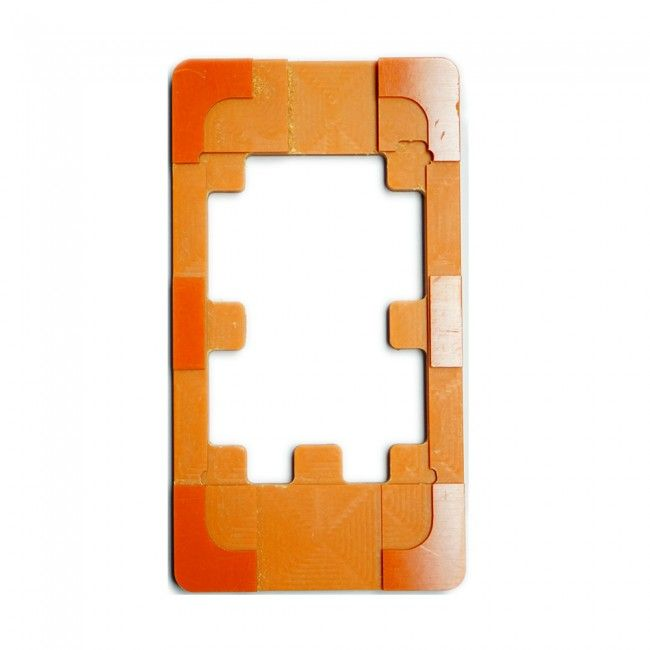 The bracket frame corrects the glass of iPhone 4/4S. It also helps ...