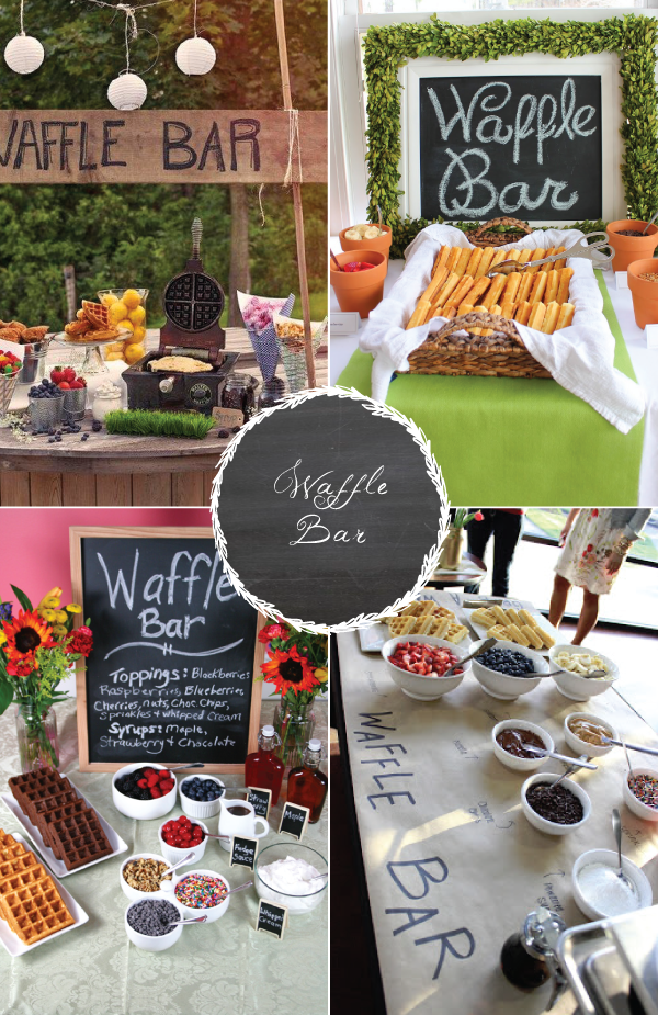 8 Food Stations Your Guests Are Sure To Love | marry. me ...