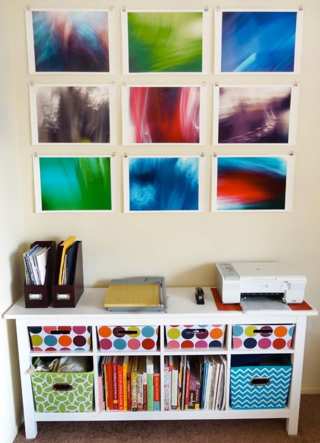 76 brilliant diy wall art ideas for your blank walls hanging 76 brilliant diy wall art ideas for your blank walls solutioingenieria Images