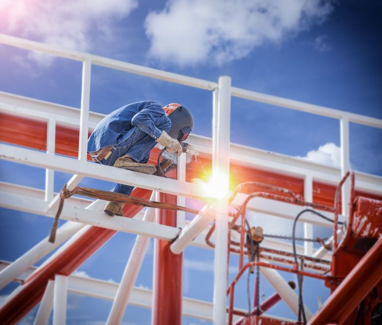 If you are a welder in the construction trade, we have