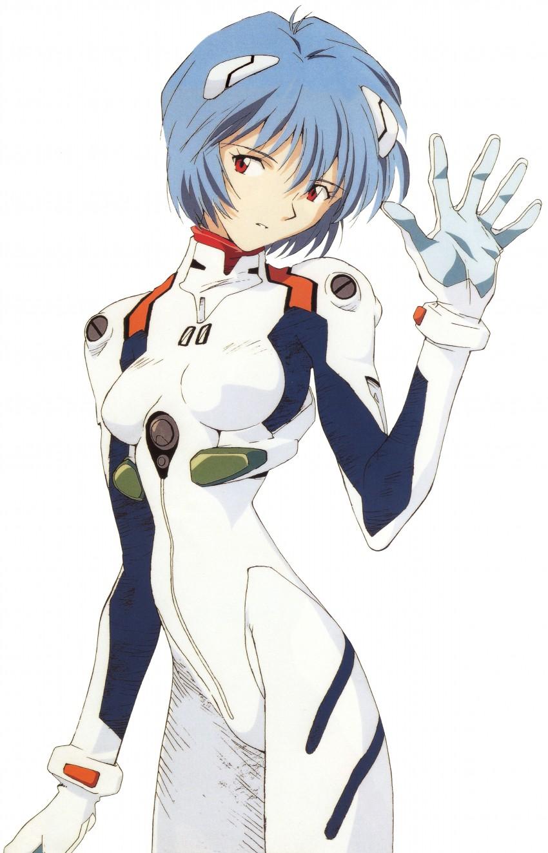 Evangelion By Takeshi Honda Neon Genesis Evangelion Evangelion Rei Ayanami