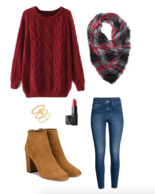 4 Low,Key Christmas Outfit Ideas