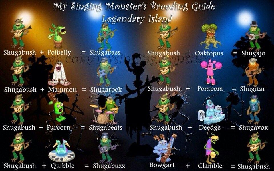 My singing monster Singing monsters, My singing monsters