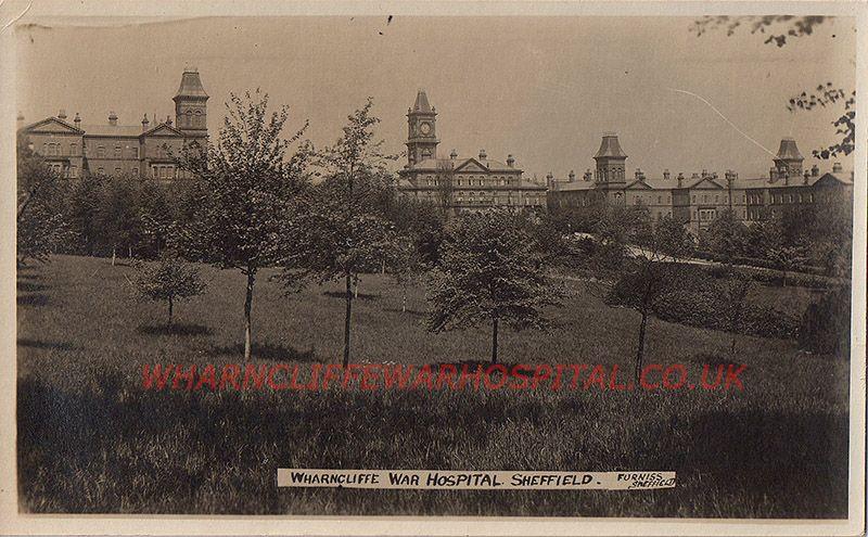 Wharncliffe War Hospital