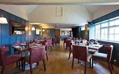 The Curlew Restaurant Bodiam Beautiful Michelin Starred Walking Distance From Http