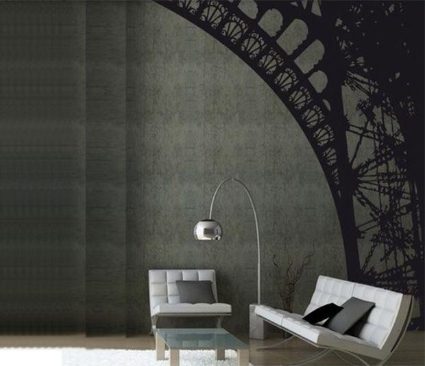 25 id es d co pour habiller un mur projet cuisine pinterest deco idee deco et loft. Black Bedroom Furniture Sets. Home Design Ideas