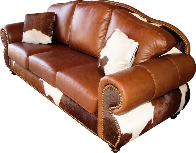 That S My Sofa But Without The Cowhide Hmmm Gives Me