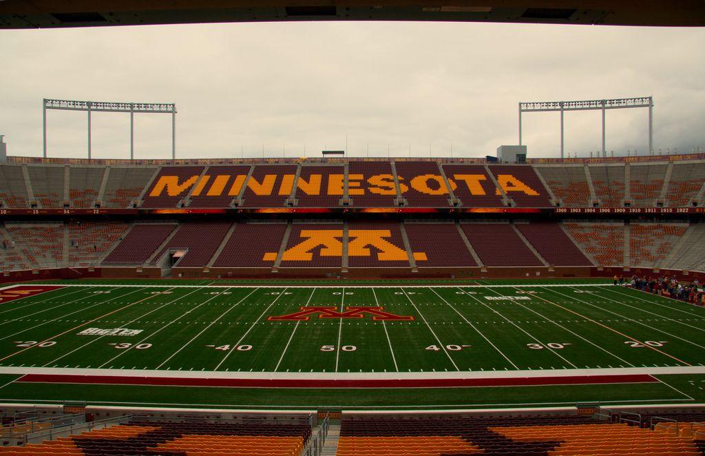 TCF Bank Stadium Minnesota colleges, College recruiting