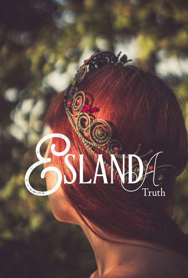 Eslanda, Irisch für die Wahrheit, Gelassenheit, E Babynamen, E Babynamen, weibl ... #babygirlnames