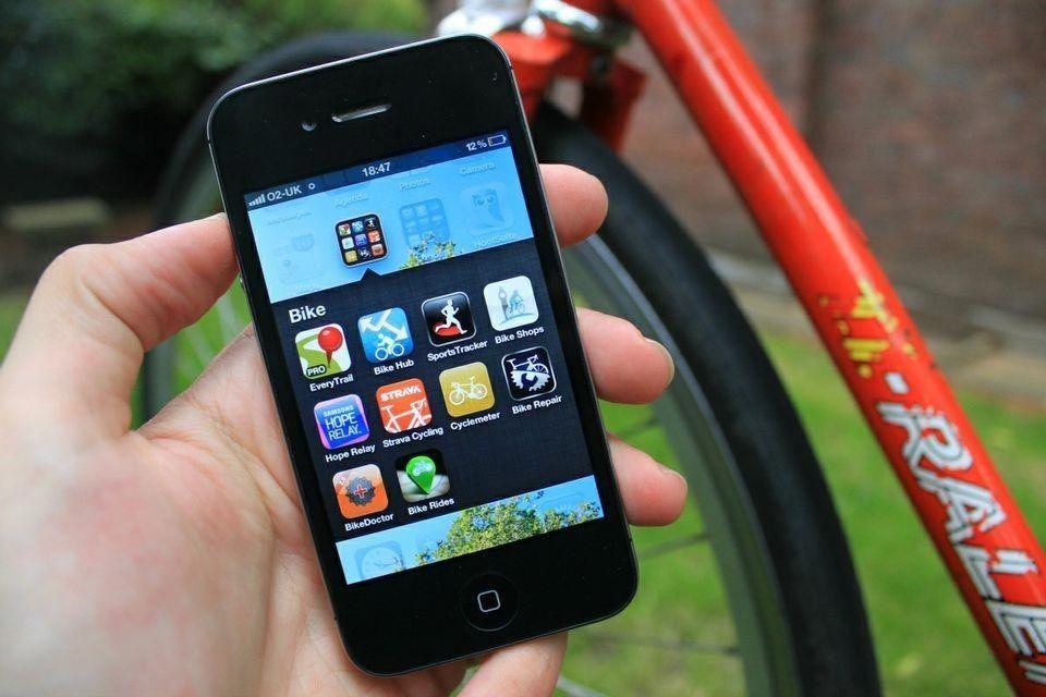 How To Get The Best Iphone Bike Apps Bikerepairkit Biking Apps