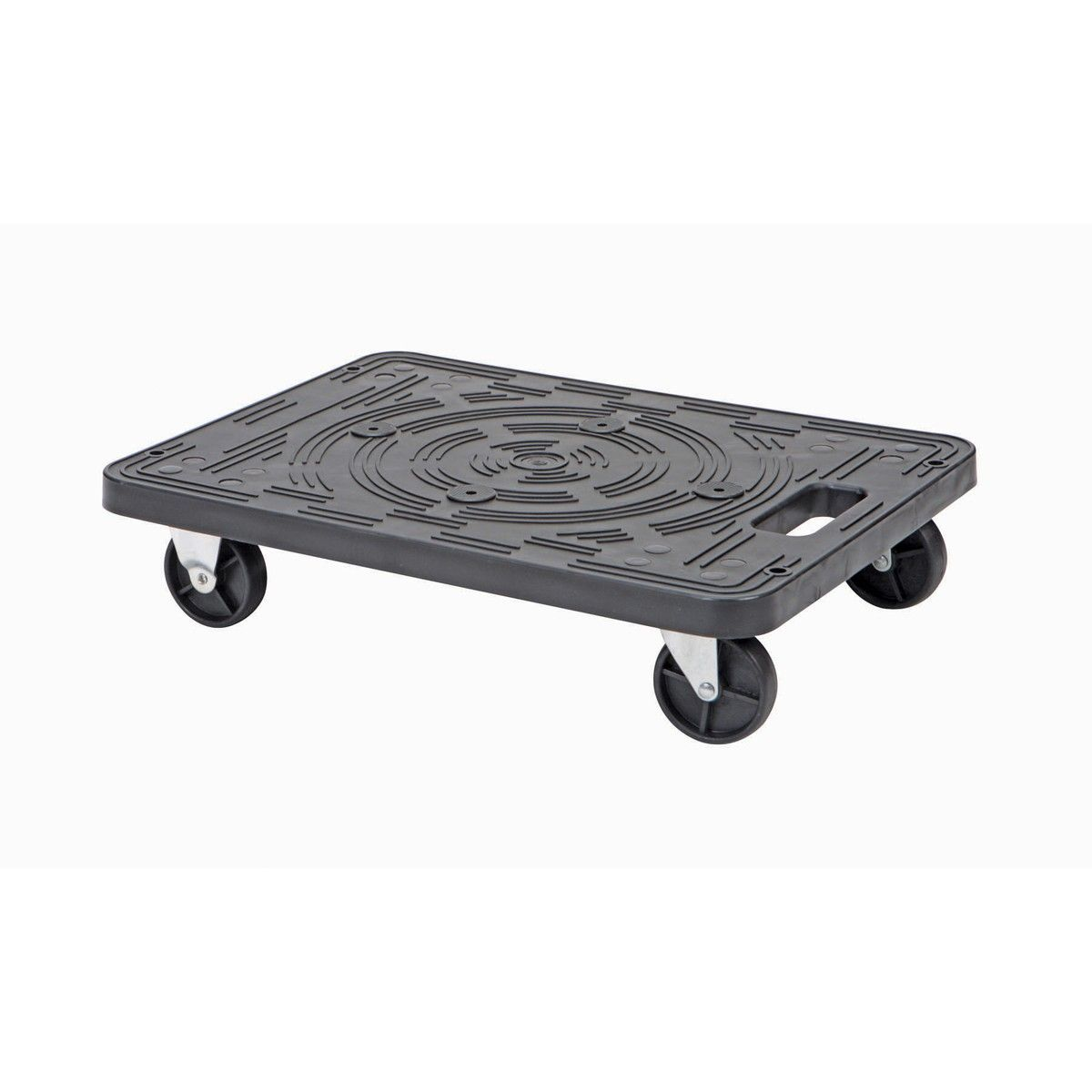 19 1 2 In X 14 1 2 In 200 Lbs Capacity Polypropylene Dolly