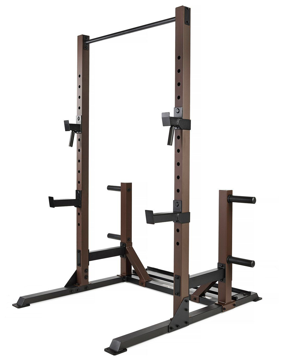 Steelbody By Marcy Power Rack With Pull Up Bar Homemade Gym Equipment Home Gym Diy Gym Equipment