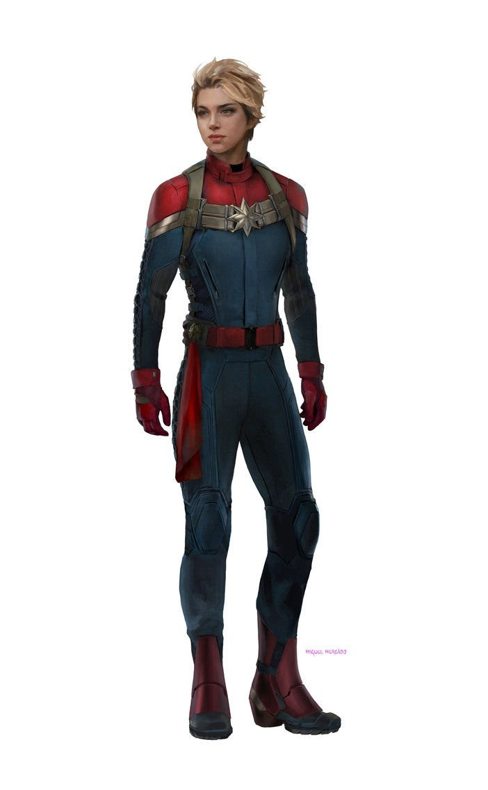 mcu captain marvel concept art | captain marvel mcumerkymerx on