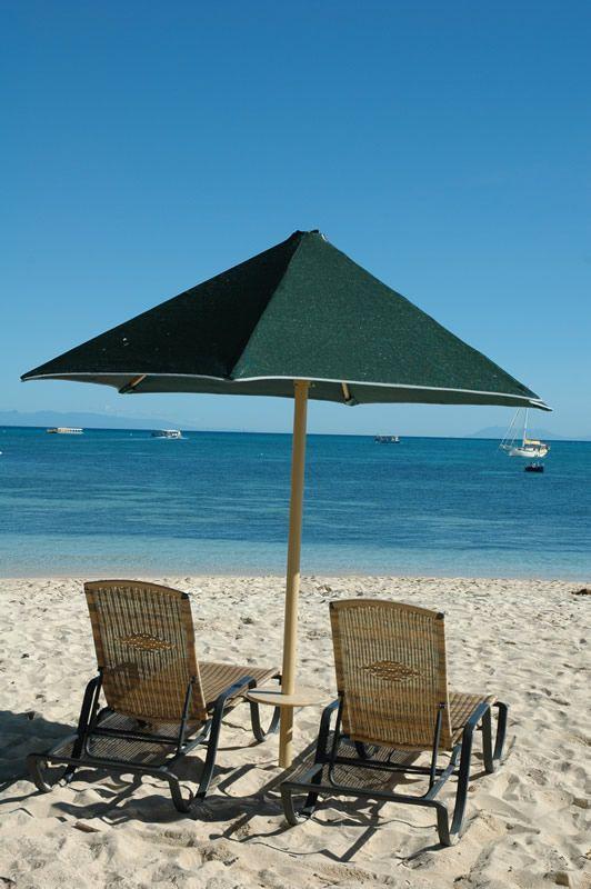 Set For A Day On Green Island S Beach Via Green Island