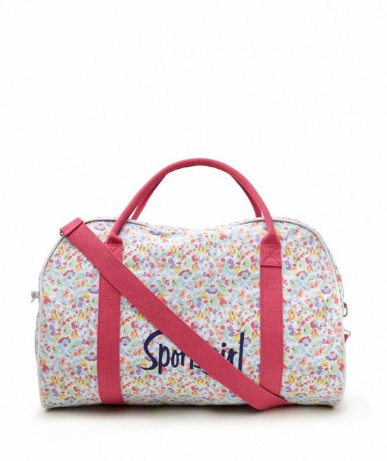 DITSY FLORAL DUFFLE BAG - Bags - Accessories  ff991787bf41b