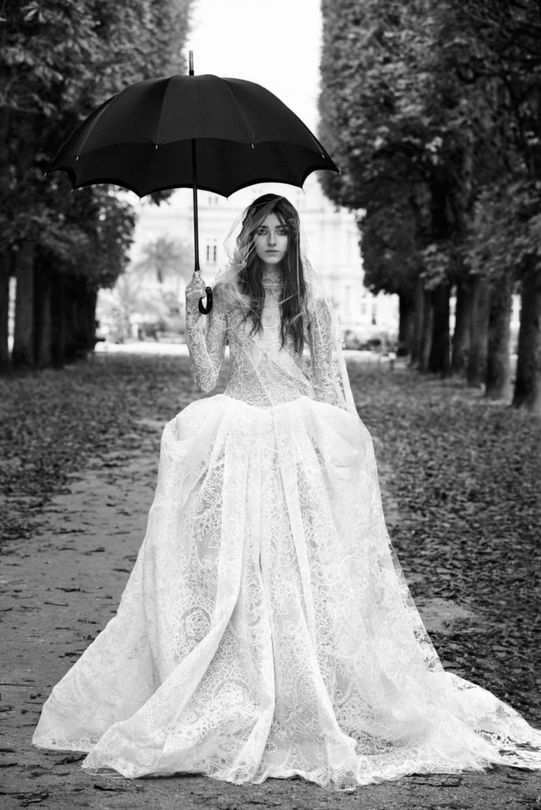 Princess diaries: 18 OTT wedding dresses from autumn 2018 for the ...
