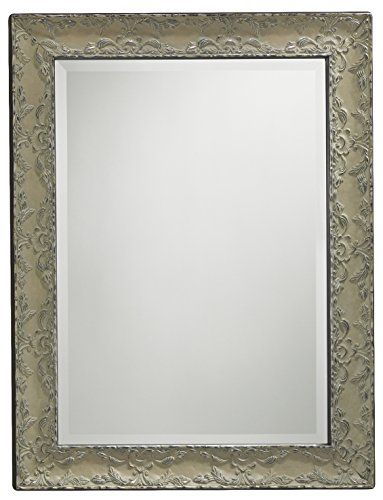 Renaissance Rectangle Wall Mirror  Made in USA * This is an Amazon Affiliate link. Visit the image link more details.