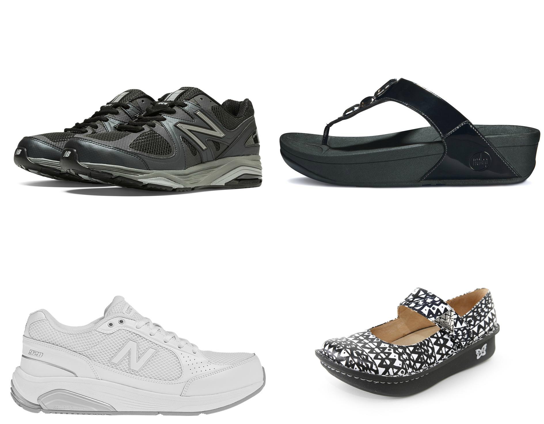 best men's shoes for planters fasciitis