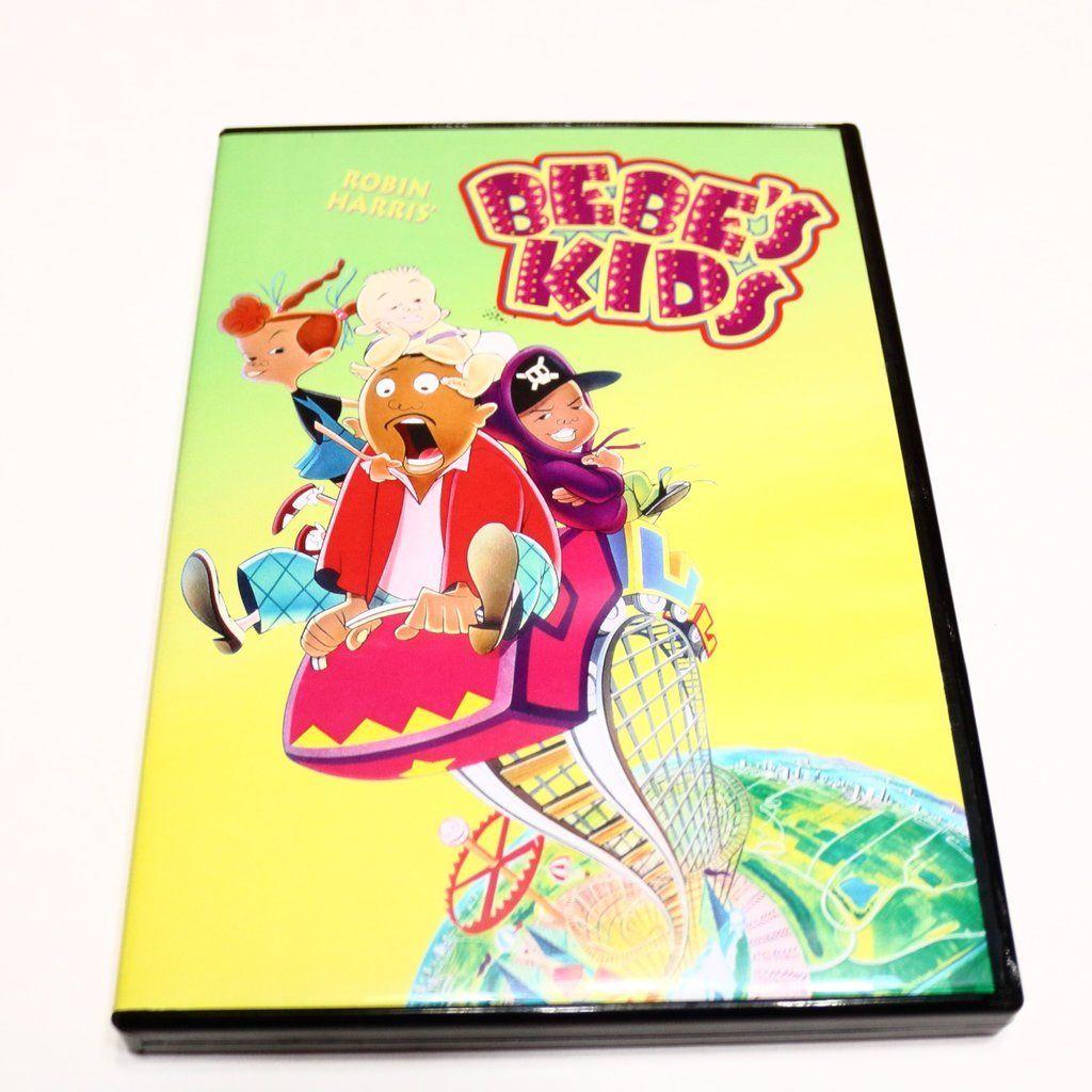 Bebe S Kids Robin Harris Nell Carter Ton Loc Faizon Love Dvd 2015 Robin Kids Bebe
