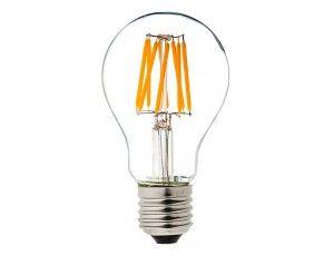 12v Low Wattage A19 Filament Led Light Bulb 40w Equivalent 490 Lumens Vintage Light Bulbs Led Bulb Led Light Bulb