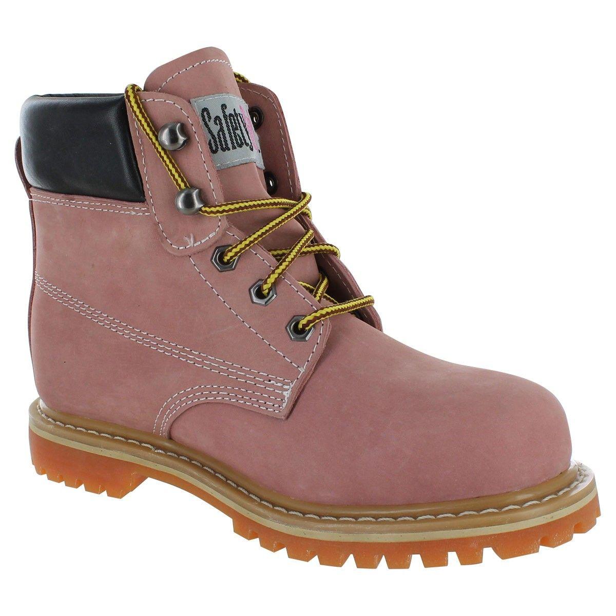 girls work boots