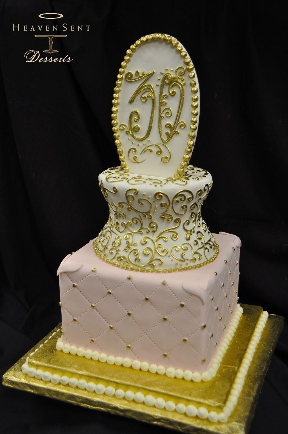 Elegant 30 Birthday Cake Our Specialty Cakes Pinterest 30th