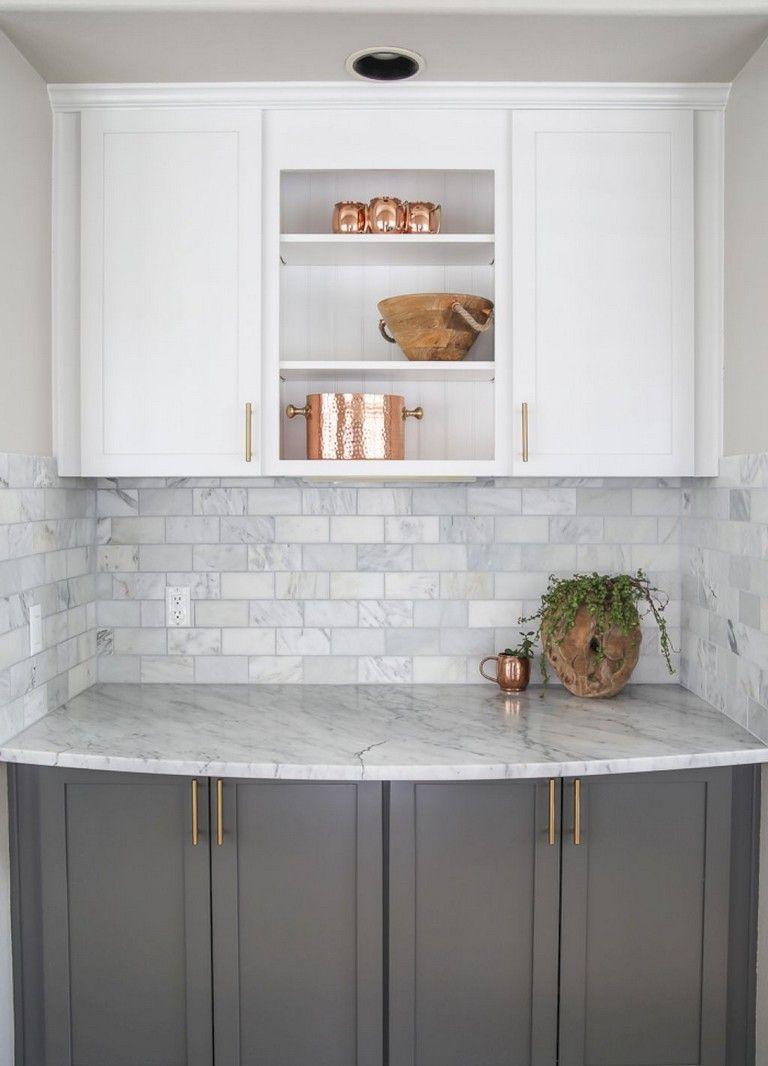 60 Marvelous White Kitchen Backsplash Ideas Kitchendesign