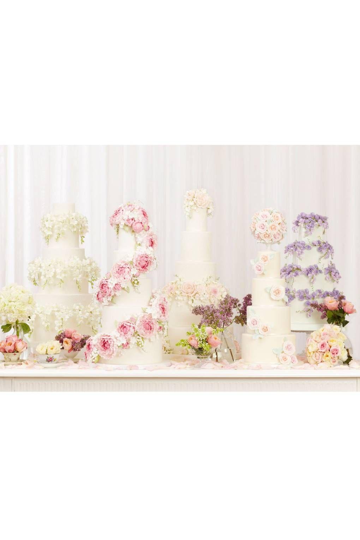 Peggyus floral cake collection elenaus cakes pinterest cake