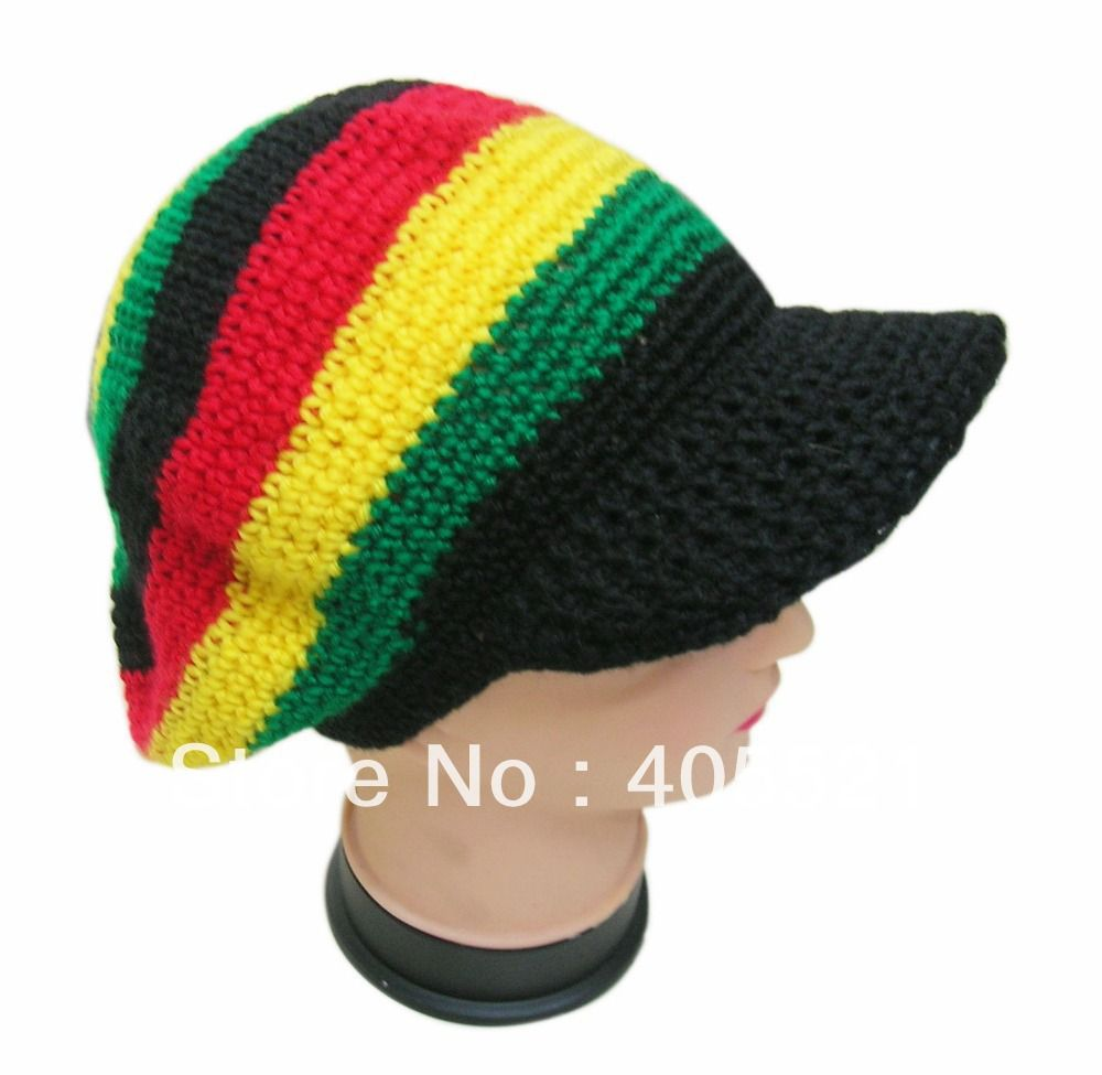 rasta winter fashion - Google Search | reggae crochet | Pinterest