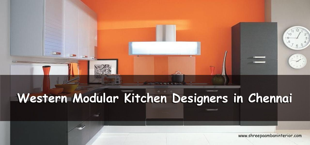 We provide Modular Indian and Imported Western modular Kitchen designing services in Chennai. #WesternModularKitchenDesignersInChennai #ShreePaambanInterior