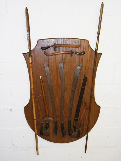 Spade e armi antiche - Vendita International