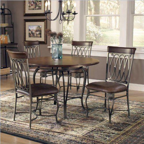 26++ Steve silver hamlyn marble top 5 piece dining table set Ideas