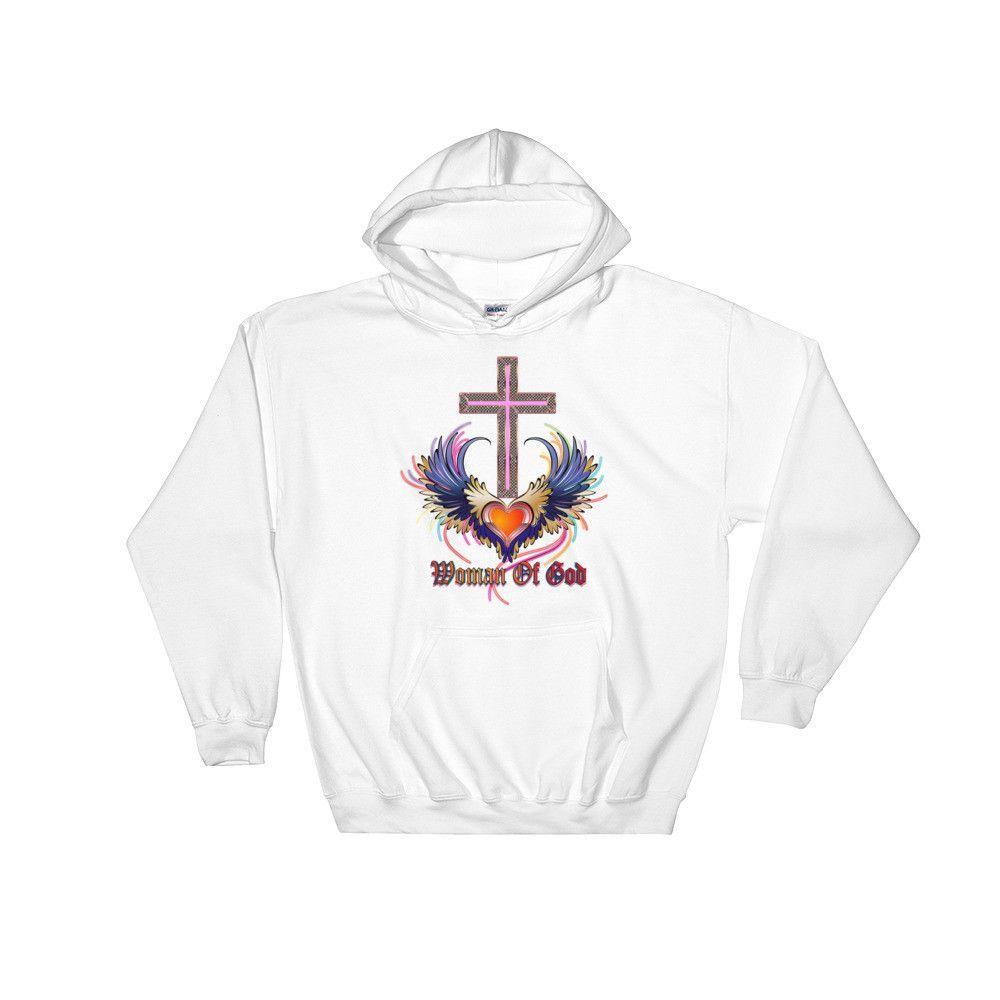 Woman of God Hooded Sweatshirt