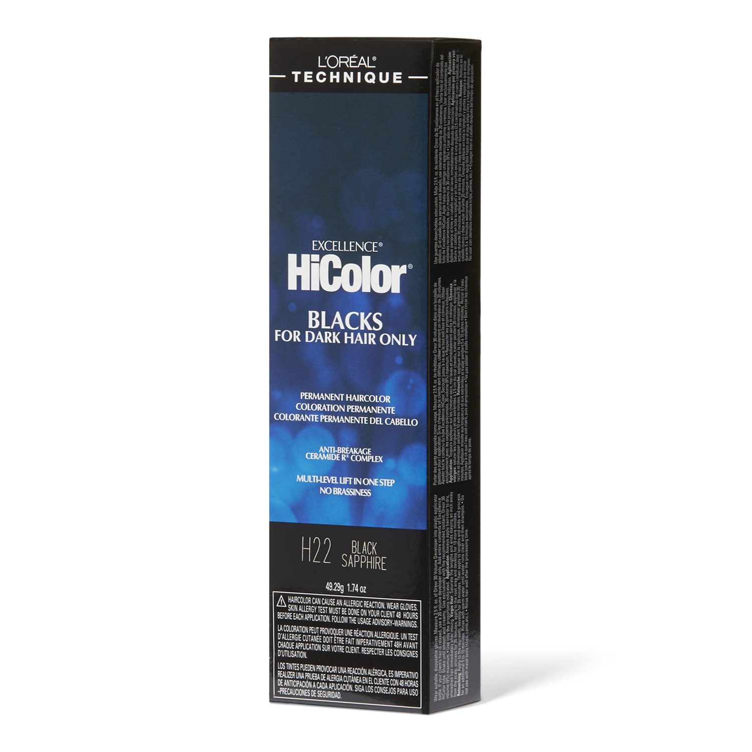 L Oreal H20 Red Violet Permanent Hair Color By Excellence Permanent Hair Color In 2020 Permanent Hair Color Hair Color Hair Color Brands