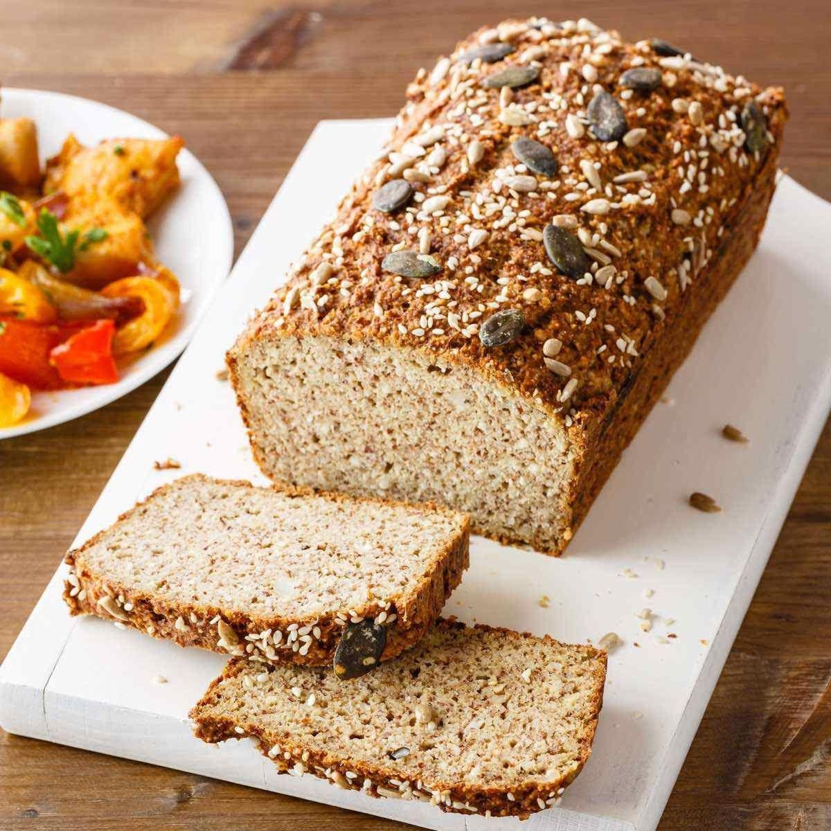 Low Carb Cauliflower Bread Recipe Cauliflower Bread Paleo