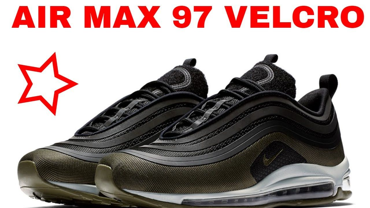 Nike Air Max 97 Ul '17 HAL Velcro Patches Nike 2018 Pinterest